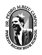Dr. Pedro Albizu Campos High School Logo