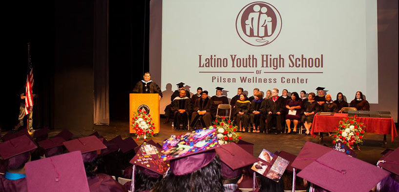 Latino Youth HS | Youth Connection Charter School