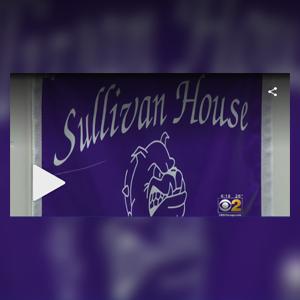 CBS 2 video thumbnail for Sullivan House HS profile.